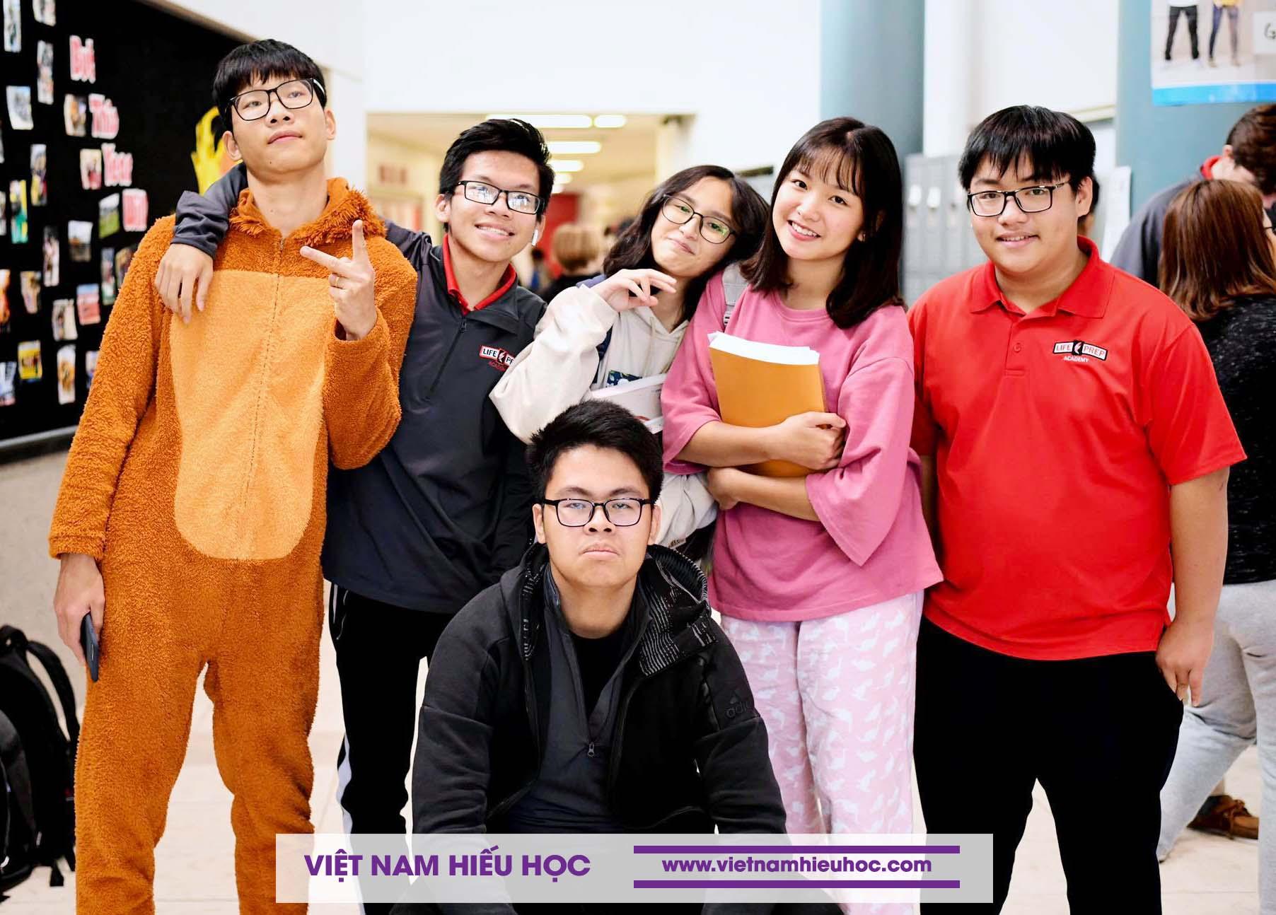 Học sinh Life Prep Academy được hỗ trợ nhiệt tình trong quá trình ứng tuyển Đại học